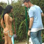 Andrea Rincon, Selena Spice Galeria 26 : Polo Gris – My Biggest Fan.. a Chicken Foto 97