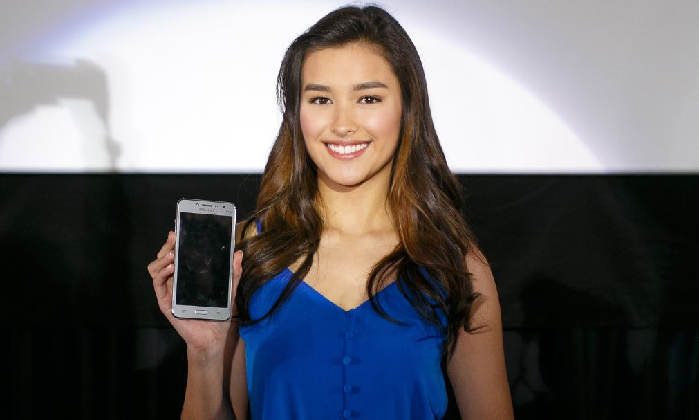 Samsung officially launches Galaxy J2 Prime with ambassador Liza Soberano