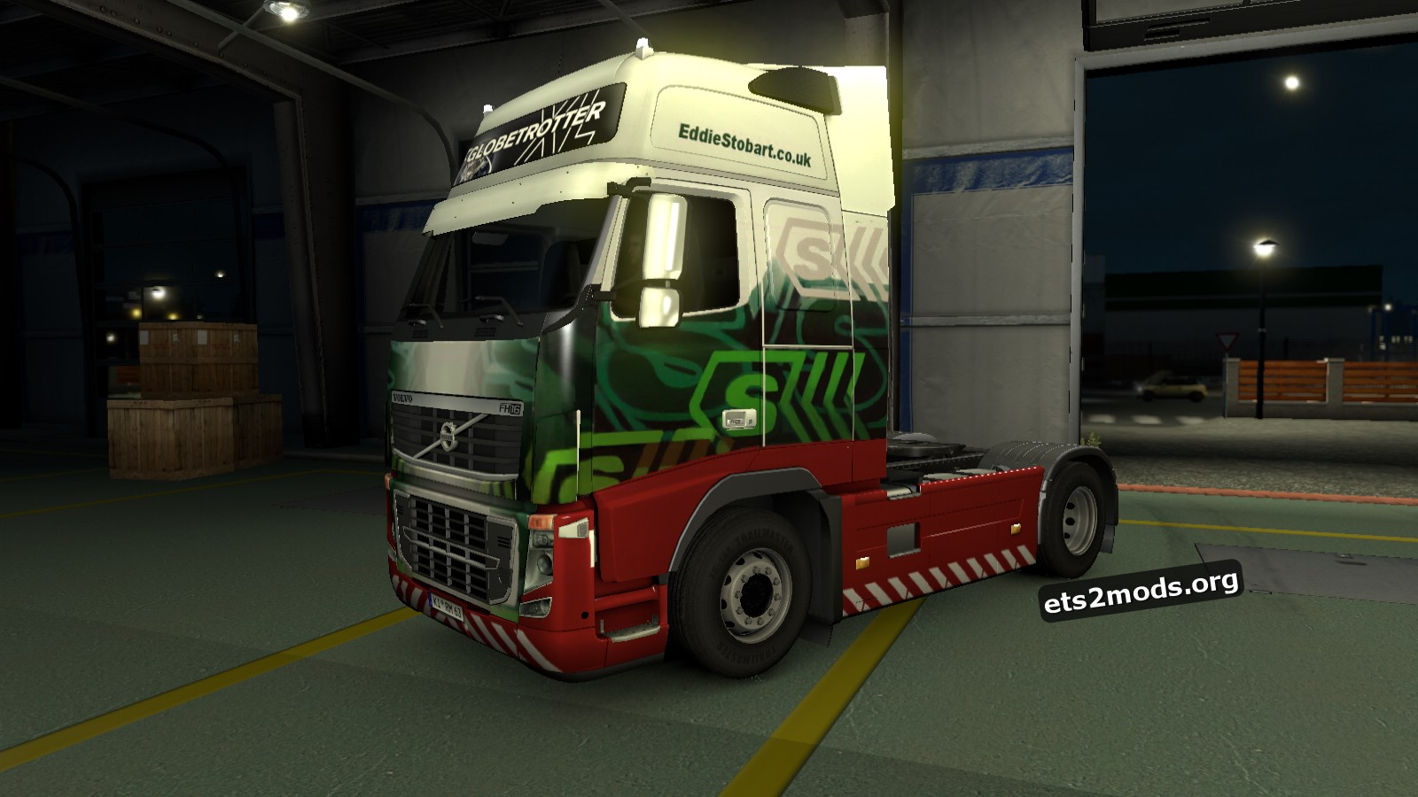 Stobart Skin for Volvo 2009
