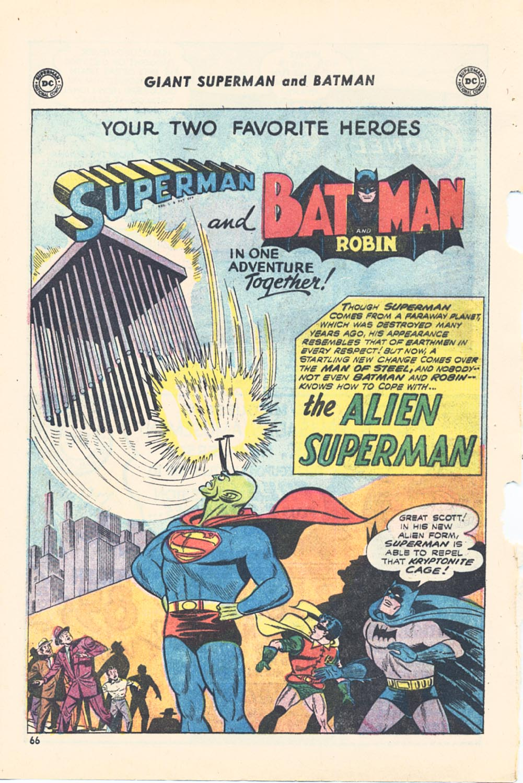 Read online World's Finest Comics comic -  Issue #161 - 67