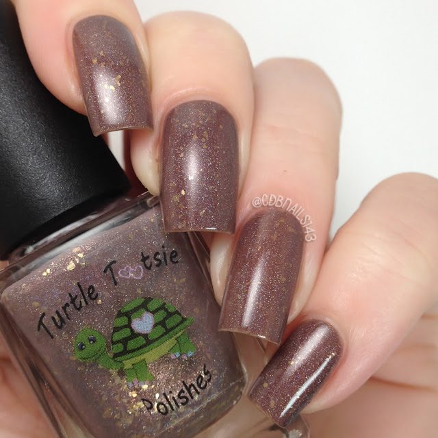 Turtle Tootsie Polishes-Worlds Best Cup Of Coffee