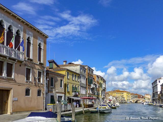 Puente de los Tres Arcos - Cannaregio, Venecia por El Guisante Verde Project