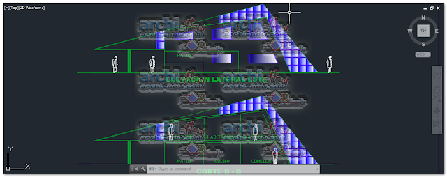 Download-AutoCAD-CAd-DWG-file-interrelation-bioclimatic-housing-dwg