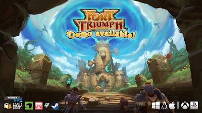 הכירו את משחק ה-RPG הישראלי Fort Triumph שכבר הגיע ל-Kickstarter