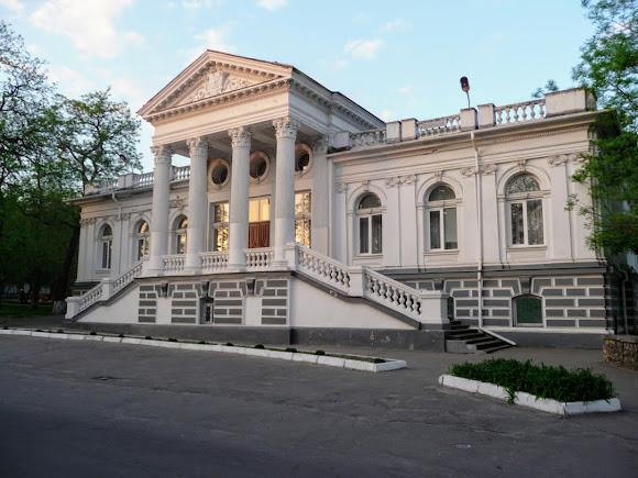 Херсон. РАГС. Пам'ятка архітектури. 1897 р.