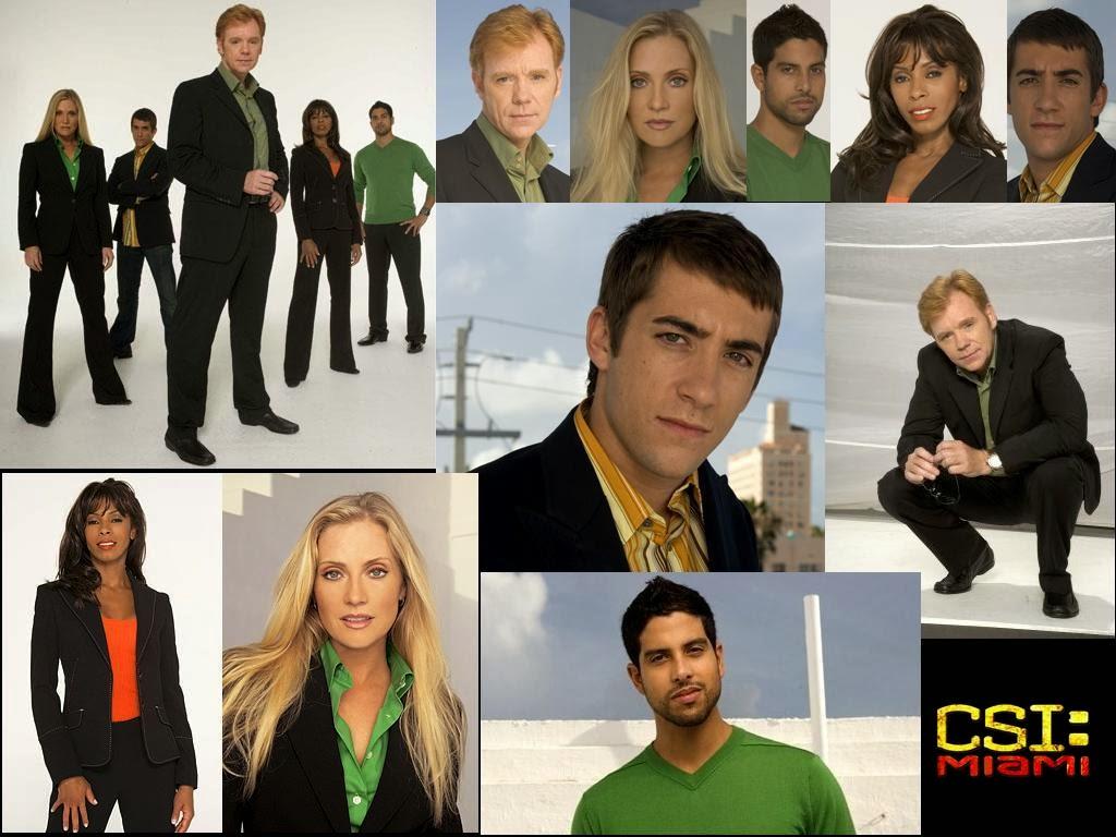 Series De Tv Y Películas Motivacionales Csi Miami