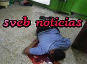 """Matan a puñaladas a hombre dentro de bar """"Zeus"""" en Poza Rica Veracruz"""