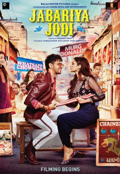 full cast and crew of movie Jabariya Jodi 2019 wiki Jabariya Jodi story, release date, Jabariya Jodi – wikipedia Actress poster, trailer, Video, News, Photos, Wallpaper