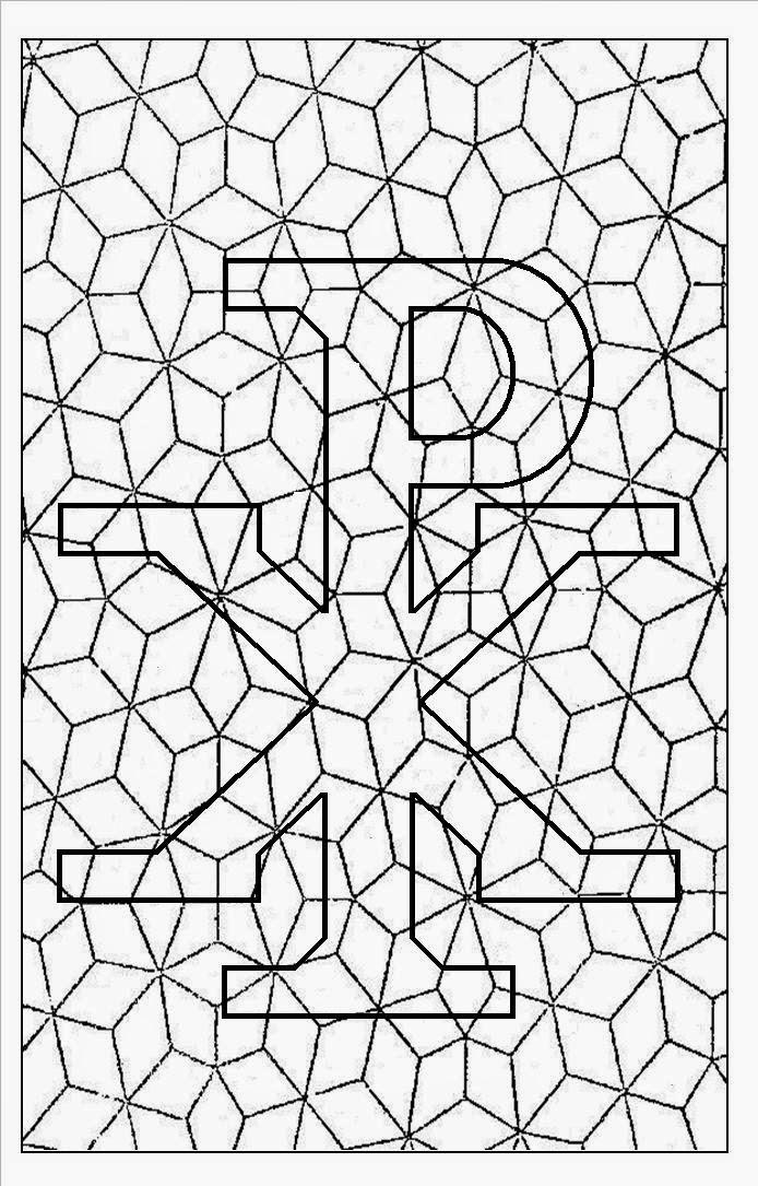 Excepcional Hoja De Mosaico Para Colorear Molde - Dibujos Para ...