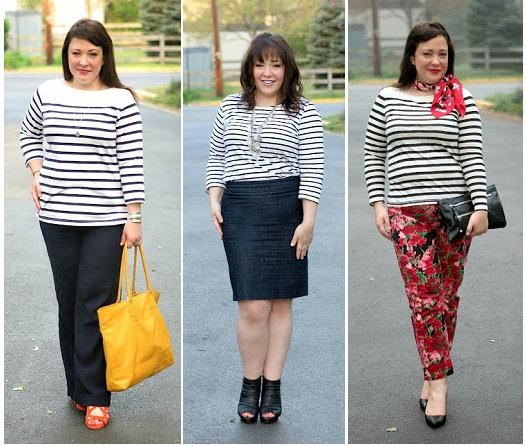 f7947b1b92d Lifestyle in Blog  Plus Size dressing Ideas and New Rules