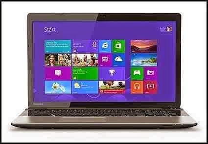LAPTOP GAMING TOSHIBA SATELLITE S75