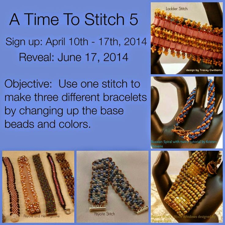 A Time To Stitch 5 em 2014-06-17