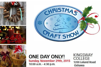 Kingsway College Craft Show
