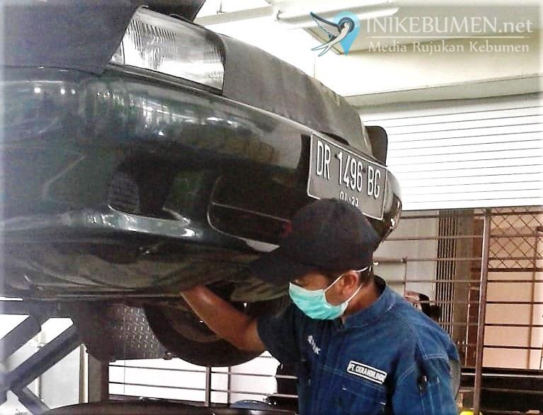 Suzuki Peduli Gempa Lombok Lanjutkan Program Servis Gratis