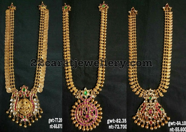 Below 80 Grams Kasu Mala Mango Sets