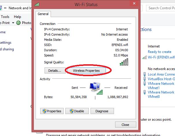 Cara Melihat Password Wifi Yang Sudah Terkoneksi Di Pc Laptop It Jurnal Com
