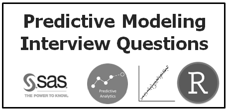 Predictive Modeling Interview Questions and Answers