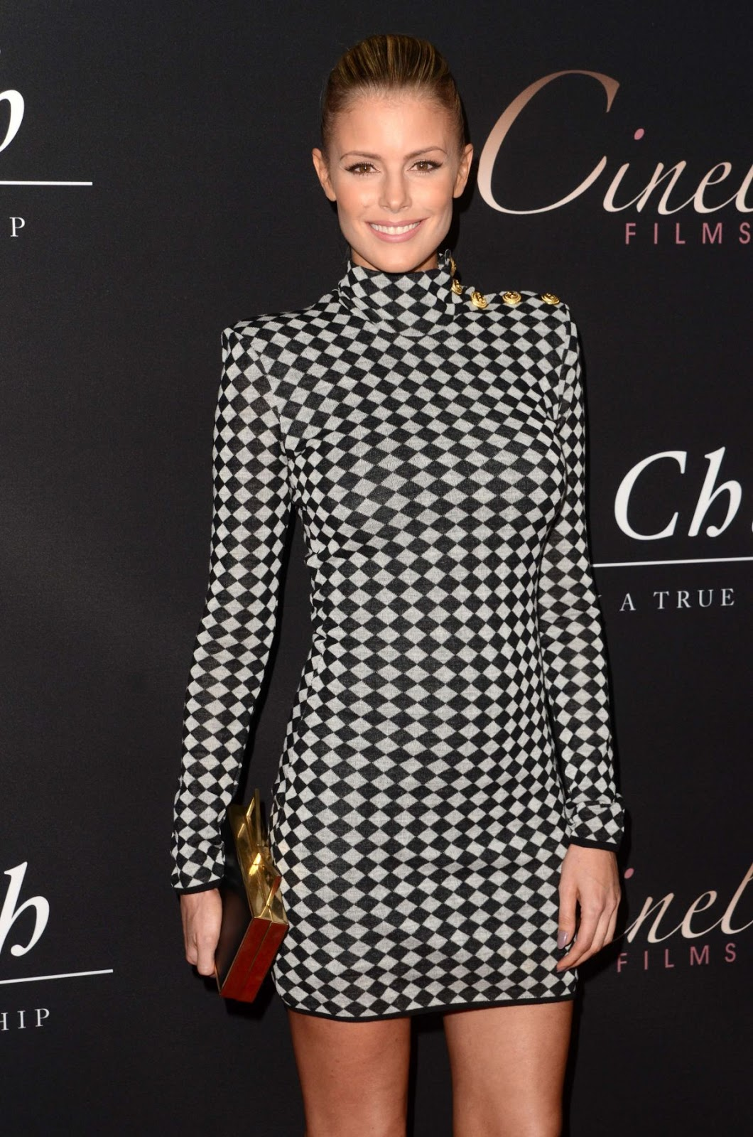 Full HQ Photos of Paige Butcher At Mr Church Premiere In Los Angeles