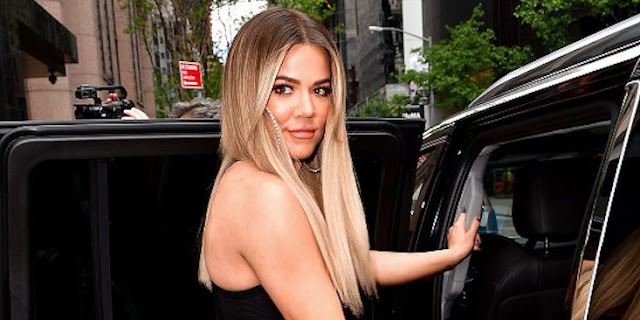 Oh My Word! Khloe Kardashian Uses A Vibrator During Her Workouts Routines?