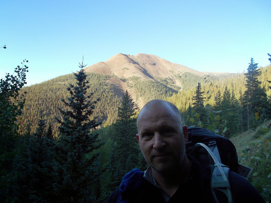 scott's ravings: Philmont Scout Ranch - Day Seven - Mount Baldy