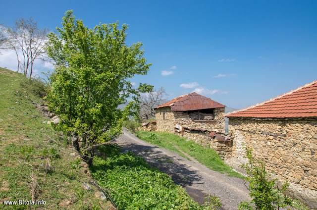 Brusnik village, Bitola