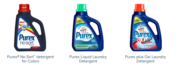 Purex Laundry Degergent #save