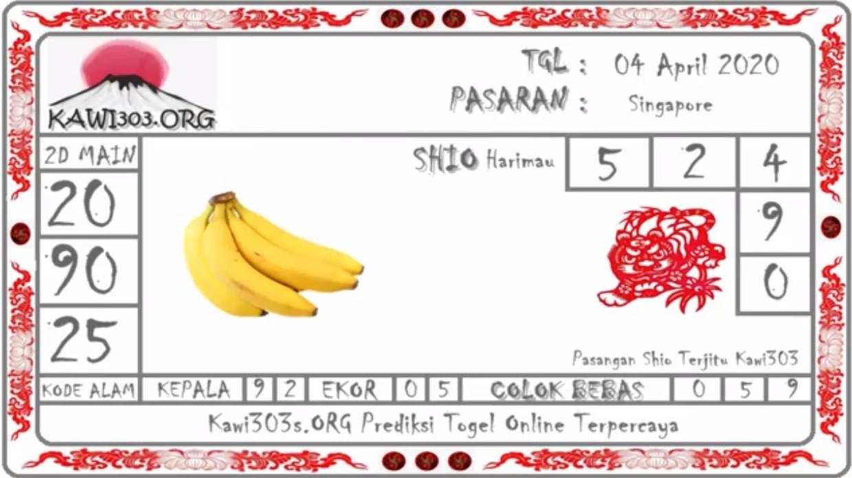 kawi303 singapura