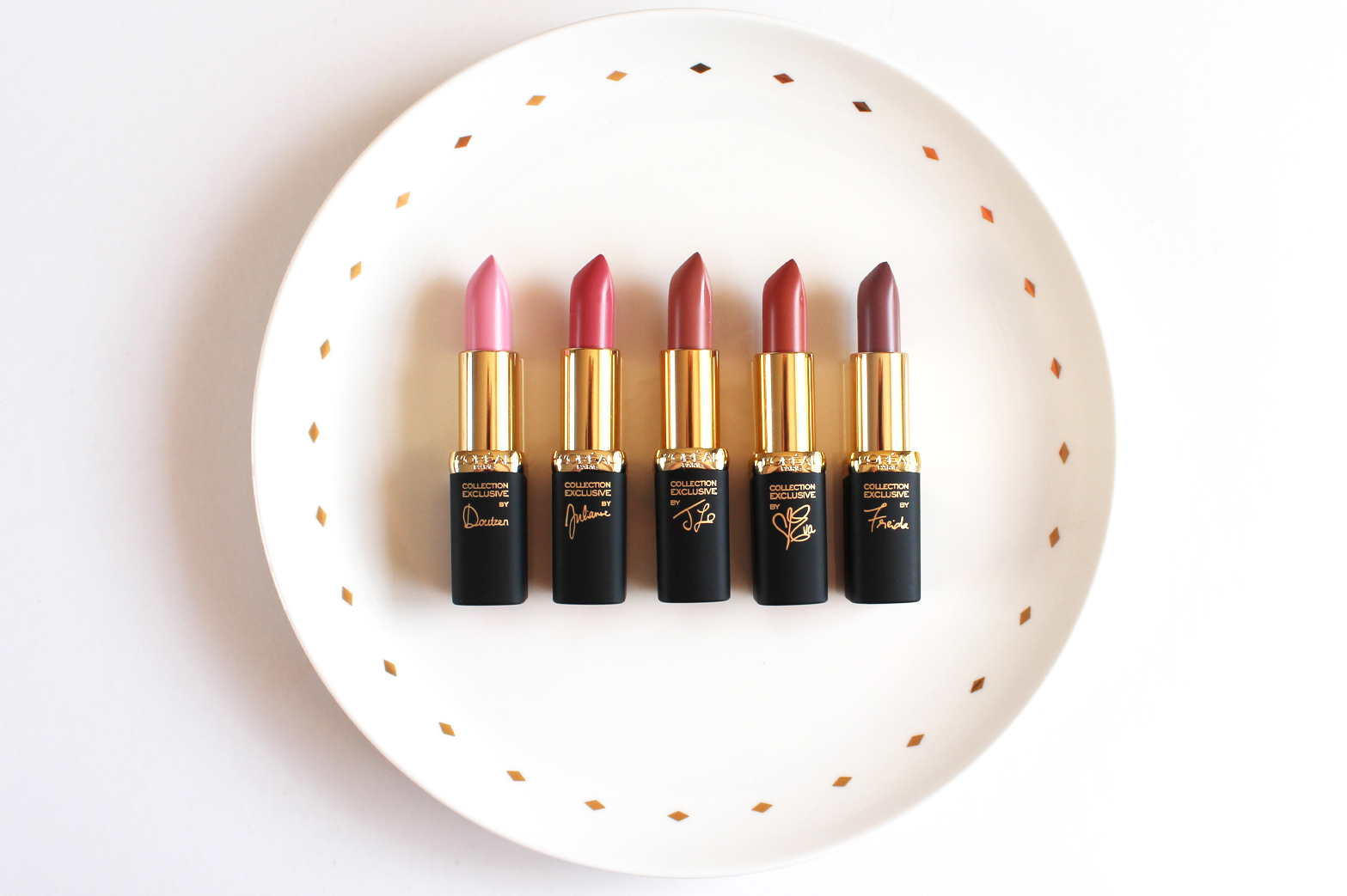 L'OREAL PARIS | Collection Exclusive Nudes Lipstick Collection - Review + Swatches