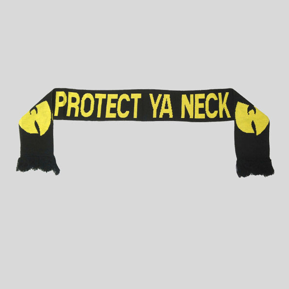 Protect Ya Neck - Wu-Tang Schal  | Atomlabor Blog - Fashion Tipp