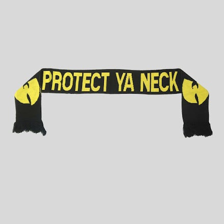 Protect Ya Neck - Wu-Tang Schal ( 2 Bilder - 1 Video )