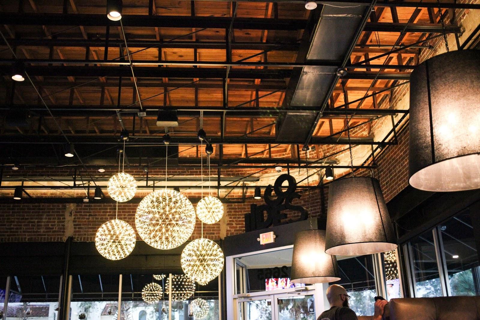 Interior shot of IL DESCO