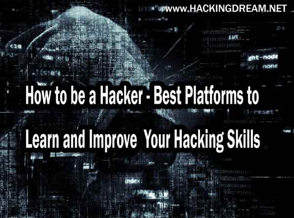 How to be a Hacker – Learn Hacking from Beginner to Advanced