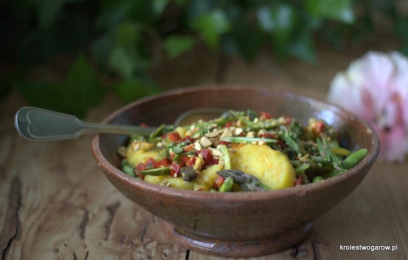 Blog O Gotowaniu Tradycyjna Kuchnia Salatka Ziemniaczana Ze