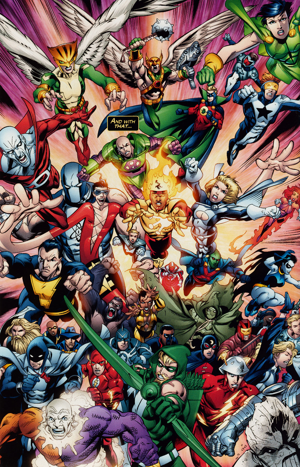 Read online Trinity (2008) comic -  Issue #39 - 7