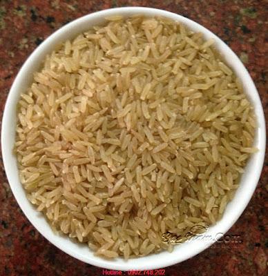 Tác dụng tốt cho sức khỏe của gạo mầm Vibigaba