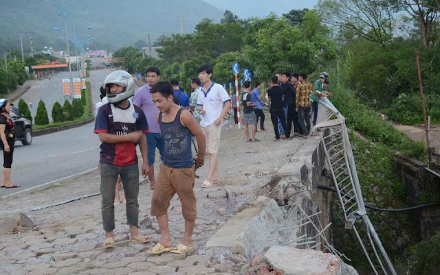 Vụ tai nạn thảm khốc ở Lai Châu