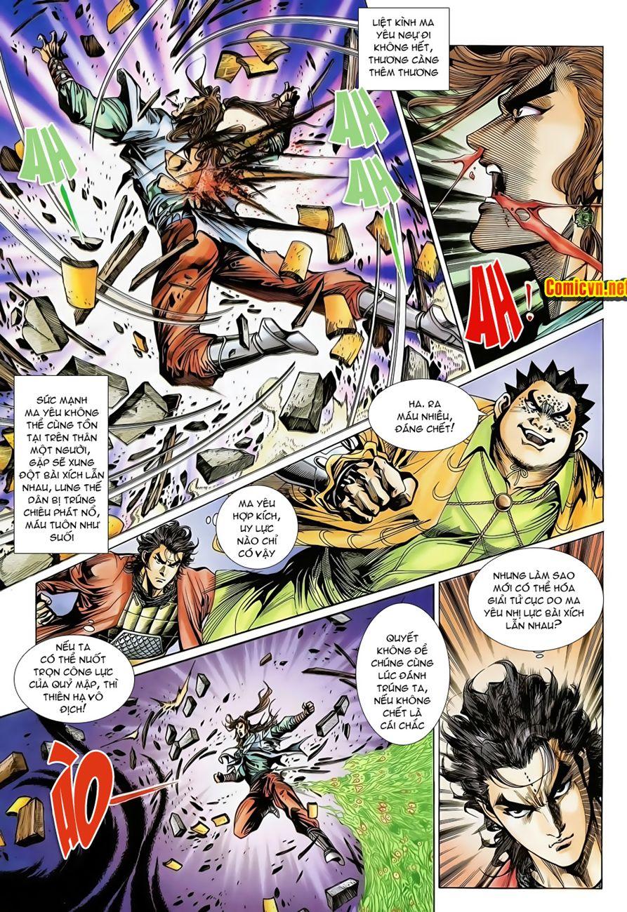 Đại Đường Uy Long chapter 71 trang 11