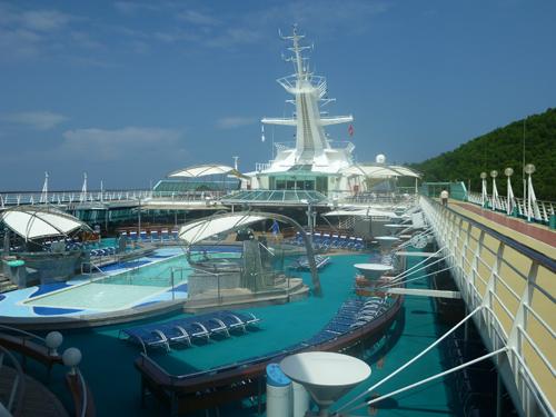 Xây dựng bến du thuyền tại phuket thái lan
