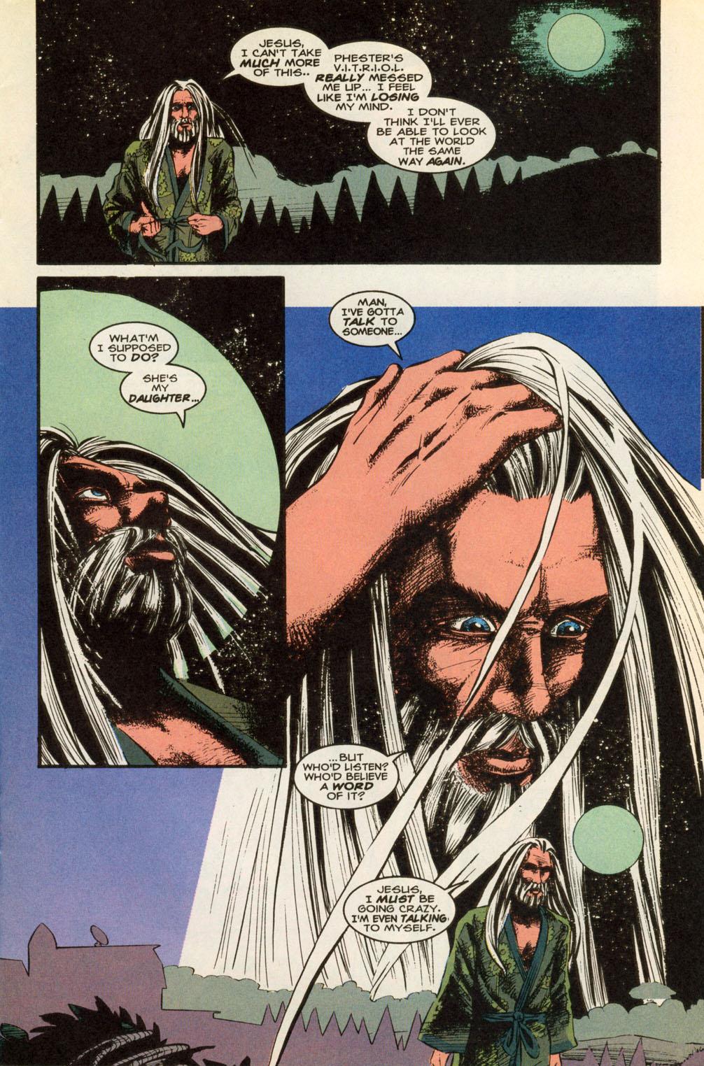 Read online Animal Man (1988) comic -  Issue #88 - 8