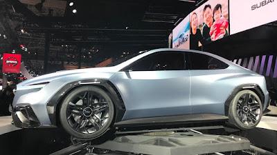Nouveau Subaru Viziv Performance Concept 2019 - Caractéristiques, Prix, Date de sortie