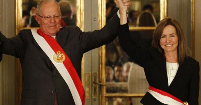 Presidente Kuczynski ratifica respaldo a Marilú Martens tras anuncio de interpelación de bancada fujimorista «Fuerza Popular»
