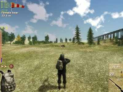 3d hunting 2010 screenshot 1, ComputerMastia