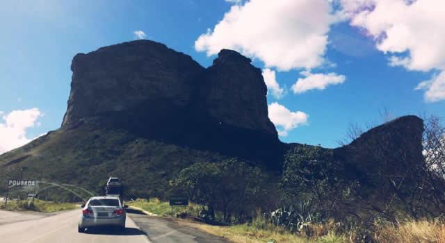 Morro do Pai Inácio - Parque Nacional da Chapada Diamantina - Chapada Diamantina, Bahia, Brasil