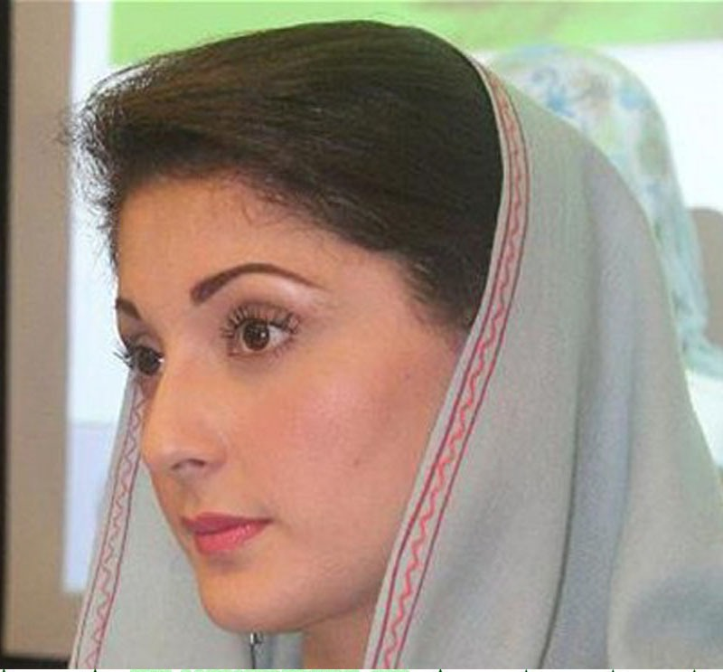 Fashion Mania  Maryam Nawaz Sharif Pictures  Biography-4154