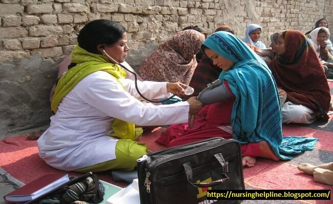 Community health care in Bangladesh