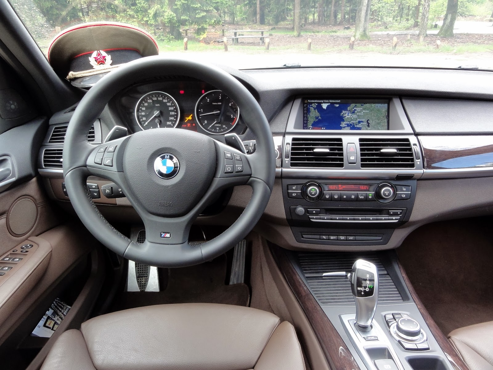 Bmw X5 Interior >> Guitigefilmpjes: Picture update: BMW X5 xDrive30d LCI (2012 / E70)