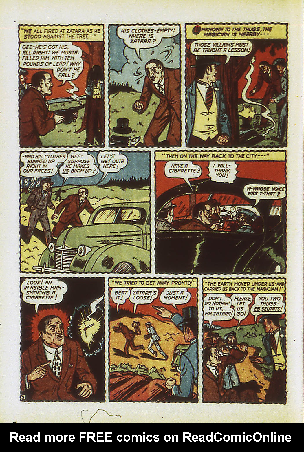 Read online Action Comics (1938) comic -  Issue #34 - 59