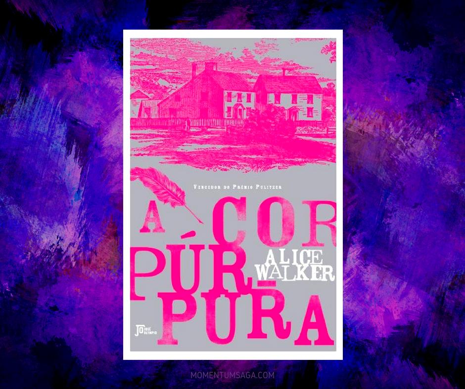 Resenha: A Cor Púrpura, de Alice Walker