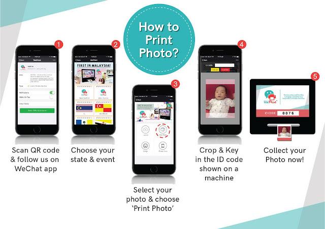 Cetak Gambar Di Weprint Melalui Aplikasi Wechat