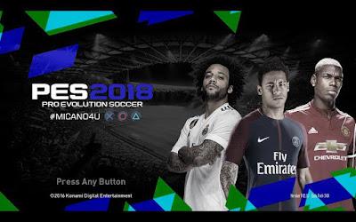 PES 2017 Next Season Patch Season 2017/2018